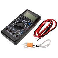 Тестер мультимерт цифровой DT890G, измерительные приборы, мультиметры, тестеры