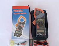 Токовые клещи DT-266FT, мультиметр, измерительные приборы, тестер, цифровой