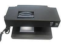 Ультрафиолетовый детектор валют, 3 режима,  оптика (Белый свет),  работает от сети, банковское оборудование