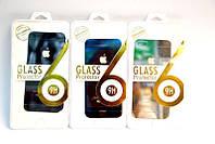 Защитное стекло 2в1 для iPhone 6, аксессуары на телефон