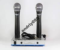 Радиосистема DM 744 Микрофон 2 шт