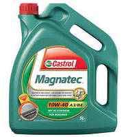 Масло полусинтетическое моторное Castrol Magnatec 10W-40 A3/B4 4литра, фото 1