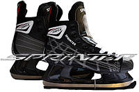 Коньки ледовые хоккейные раздвижка PW-216С