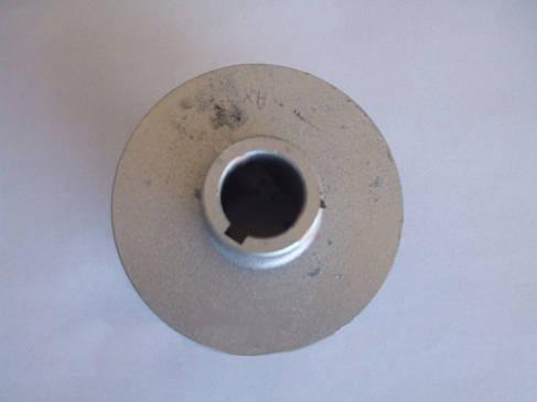 Шкив приводной двухручьевой на вал Ø 30 (Ø 150), фото 2