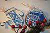 Новогодние пряники в пакетике с бантиком, фото 5