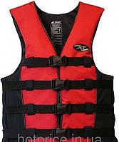 """Спасательный жилет """"JET SPORT RED"""", товары для спасения на воде, безопасность"""