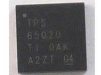 Линейный  регулятор TI  TPS65020