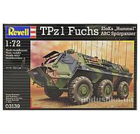 Конструктор Бронетранспортер TPz A1 Fuchs Eloka Hummel 1:72 Revell 03139