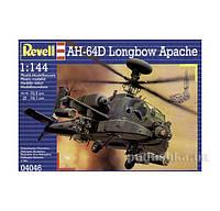 Конструктор Вертолет AH-64D Longbow Apache 1:144 Revell 04046