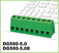 Клеммник DG500-5,08-03P-14 (MKDSP 1.5/3-5.08) (TL306V-03P-GS) /Degson/