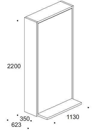 Меблі-трансформер Clei LGS