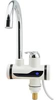 Водонагреватель на кран Tinton, мгновенный нагрев воды, проточный нагреватель для воды