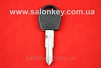 Ключ Chevrolet aveo, с местом под чип оригинал