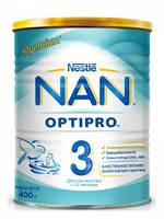 Молочная смесь NESTLE NAN №3 400г