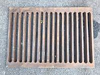 Решетка чугунная ливневка(70см*50см)31кг