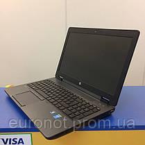 Ноутбук HP Z-Book 15 (NVIDIA Quadro K2100M / 16GB / i7 4-th gen.), фото 3