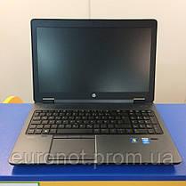 Ноутбук HP Z-Book 15 (NVIDIA Quadro K2100M / 16GB / i7 4-th gen.), фото 2