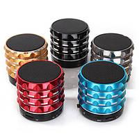 Портативный мини-динамик S-18, Bluetooth, TF+радио, портативная акустика, электроника, аудиотехника, приемники