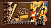 Черный шоколад Baron Caramel (карамельной начинкой) COCOA TRAVEL Baron Польша 100г