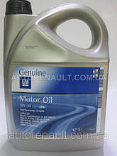 Моторное масло GM Synthetic Longlife 5W-30 dexos2 5L