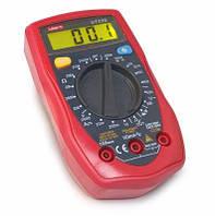 Мультиметр цифровой UT33D тестер, измерительные приборы, мультиметры, тестеры