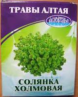 Солянка холмовая сухой чайный напиток Беловодье Трава россыпью в пакете 40 гр. (БАД)
