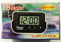 Авто Часы Kenko KK 613 BM, авто часы, автомобильные, товары для авто