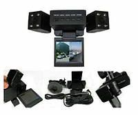 Автомобильный видеорегистратор DVR H3000 2 камеры, видеосистемы, товары для авто, автоэлектроника
