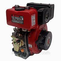 Дизельный двигатель Weima WM186FЕ (для мотоблока WM1100ВЕ) дизель 9.0л.с. эл.старт