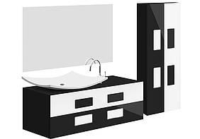 """Комплект мебели для ванной """"Токио"""" Микола-М"""