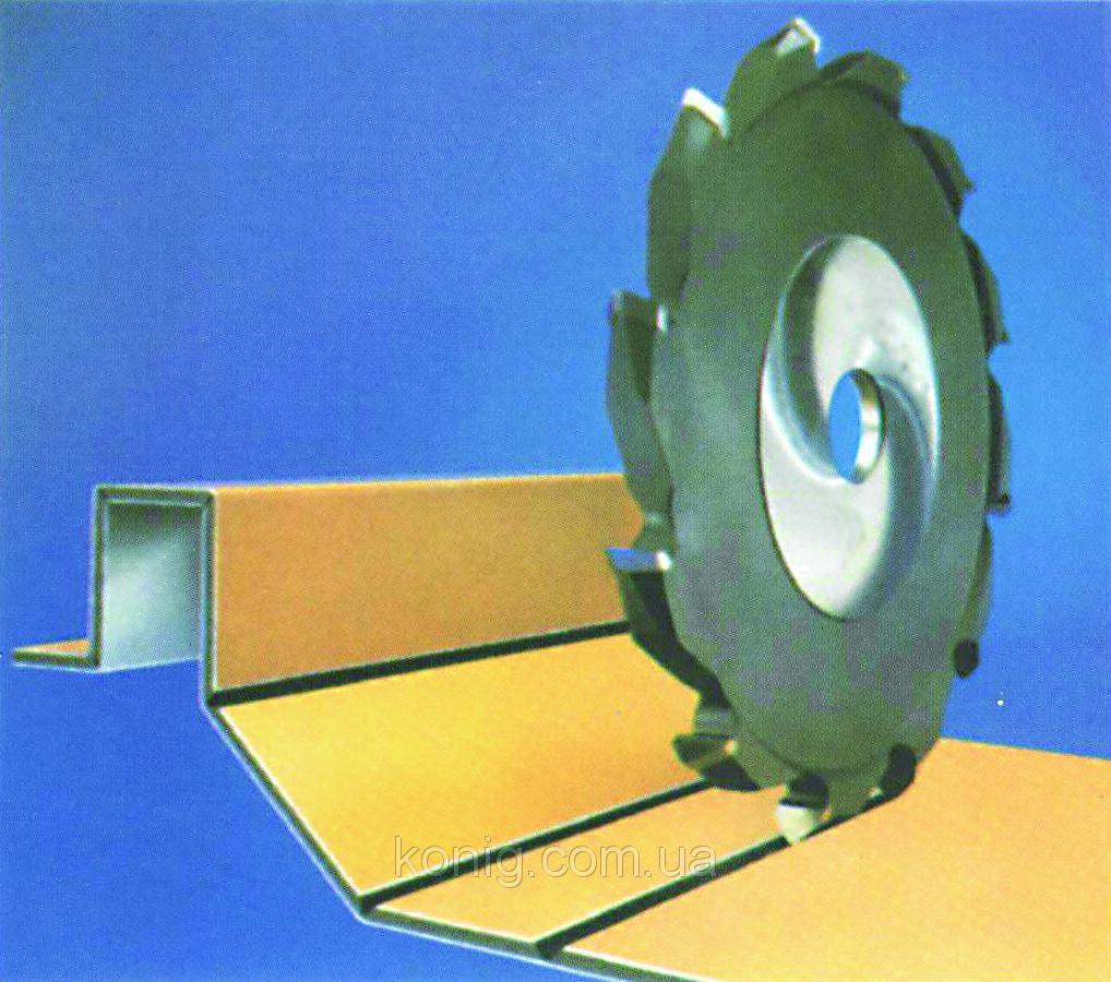 Пильний диск для різання алюмінієвих композитних панелей