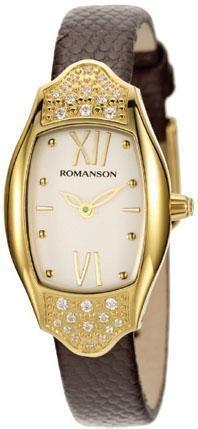 Часы Romanson RL1266QLGD WH