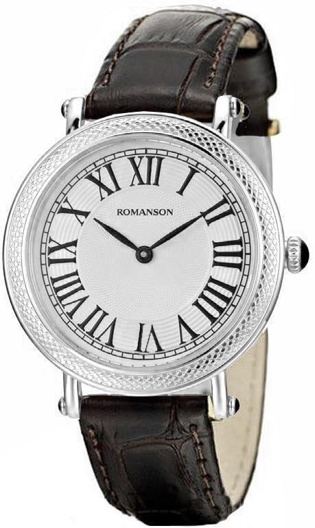 Часы Romanson RL1253SLWH WH