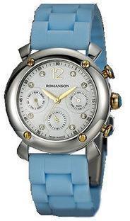 Часы Romanson RL2636QLWH WH