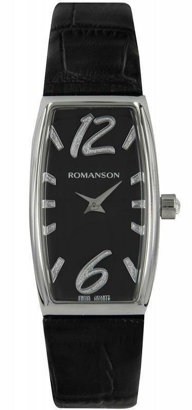 Часы Romanson RL2635LWH BK