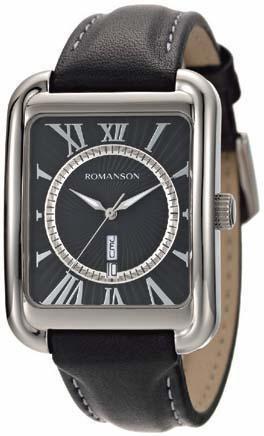 Часы Romanson TL0353MWH BK