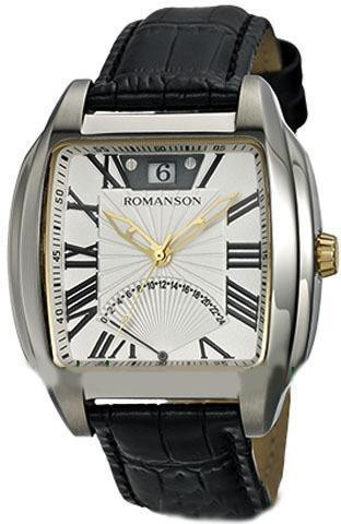 Часы Romanson TL1273M2T WH