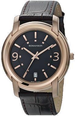 Часы Romanson TL2654MRG BK
