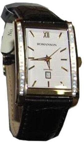 Часы Romanson TL2625QMG WH