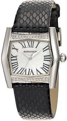 Часы Romanson RL2623QLWH WH