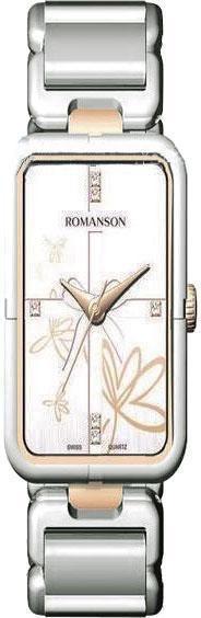 Часы Romanson RM0356LR2T WH