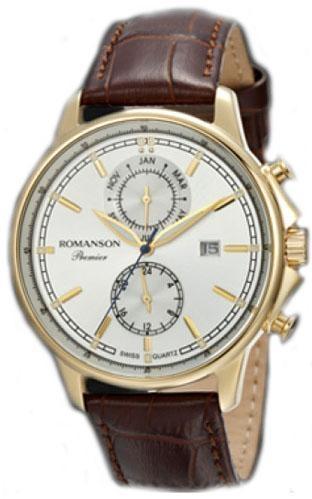 Часы Romanson PB3251FMG WH