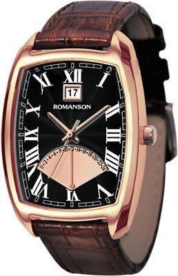 Часы Romanson TL0394MRG BK
