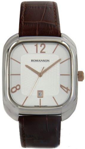 Часы Romanson TL1257MR2T WH