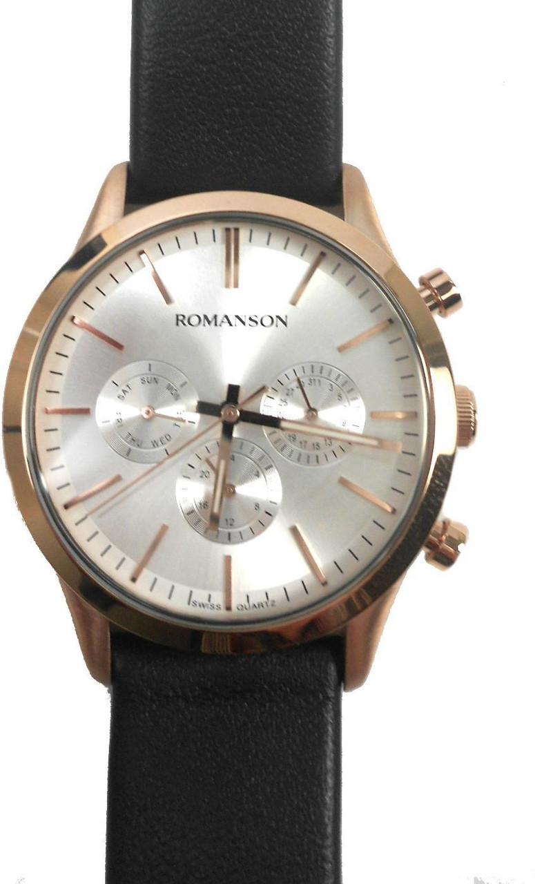 Часы Romanson TL0354BMRG WH