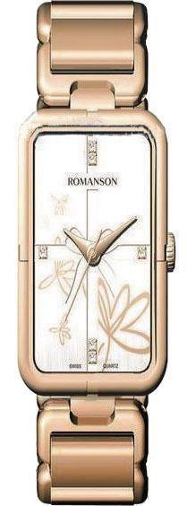 Часы Romanson RM0356LRG WH
