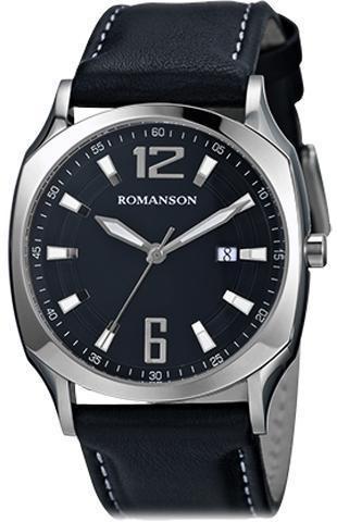 Часы Romanson TL1271MWH BK