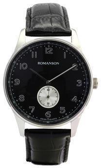 Часы Romanson TL0329DMWH BK