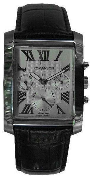 Часы Romanson TL0342BMWH WH