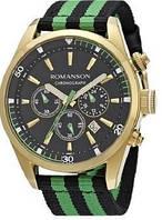 Наручные мужские часы Romanson TL4246HMGD BK оригинал
